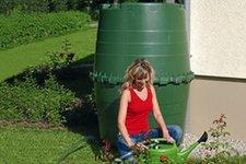 Бак для сбора дождевой воды