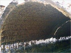 Пример разрушенного коллектора. Фото №5